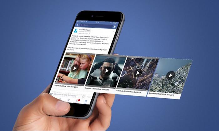 facebook continut