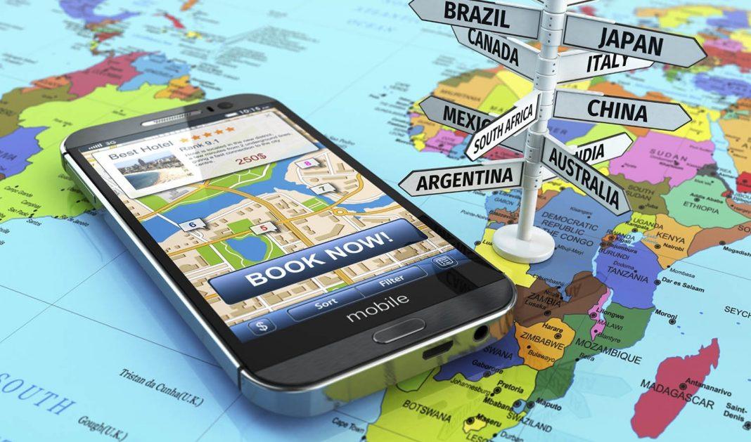turism social media