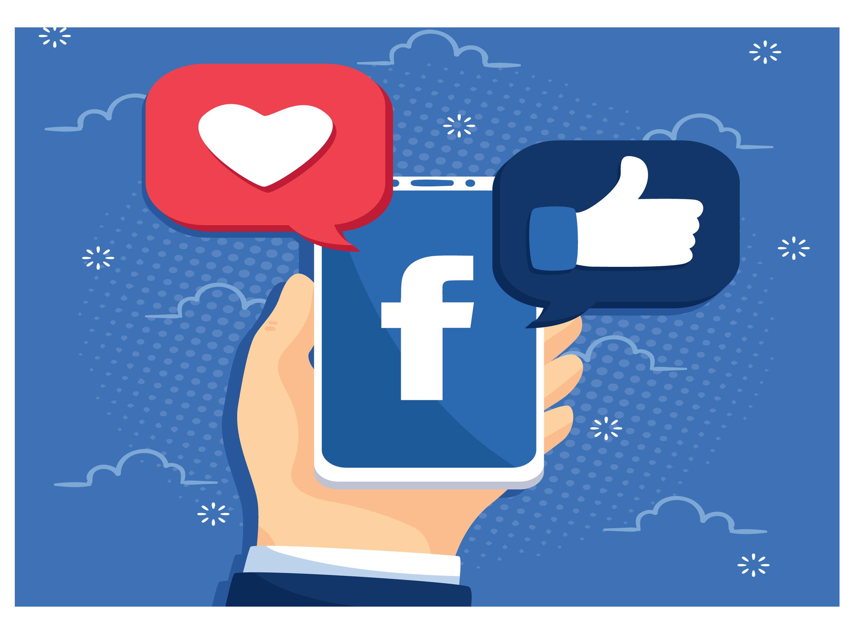 REACH-ul organic pe Facebook, acest Triunghi al Bermudelor din mediul online