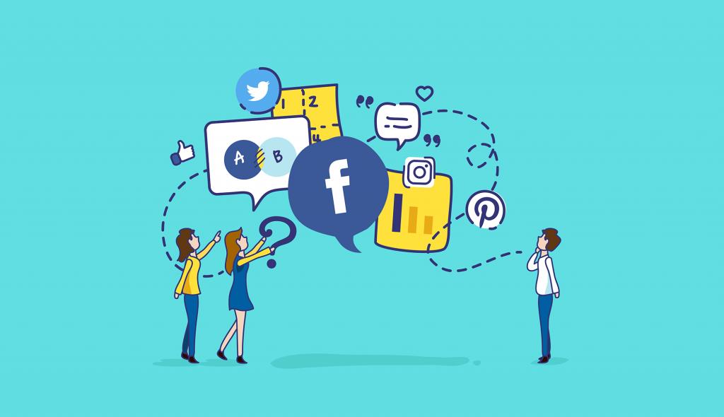 ce e nou in social media