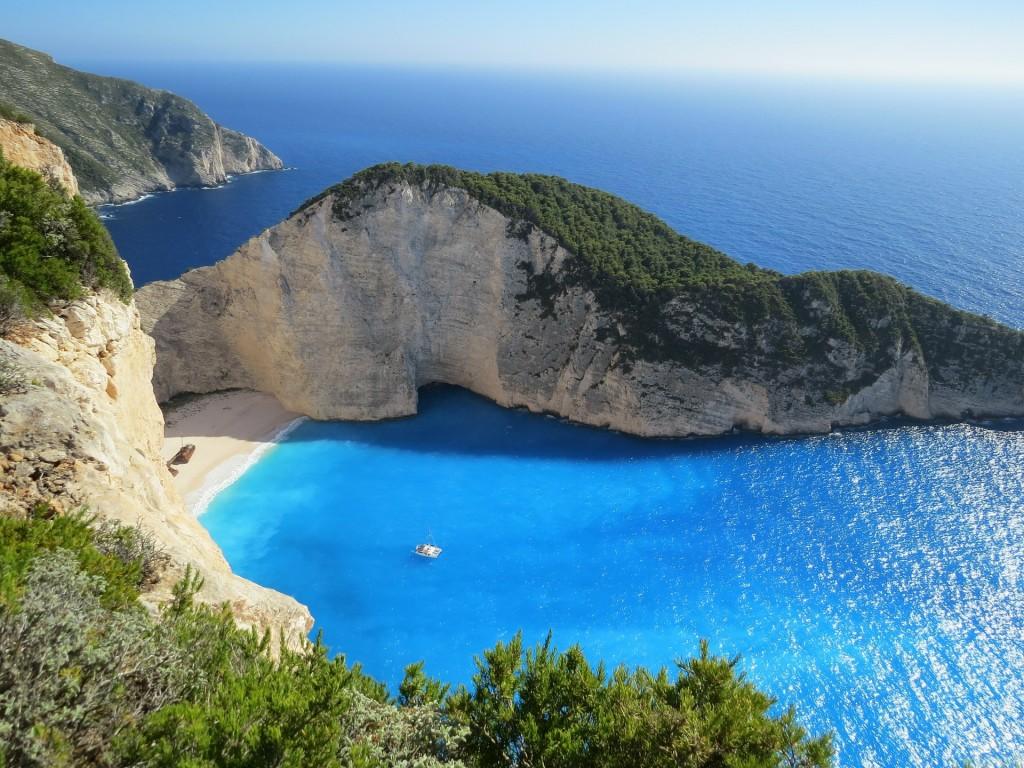 Insula Corfu – Grecia, printre cele mai frumoase locuri de pe pamant