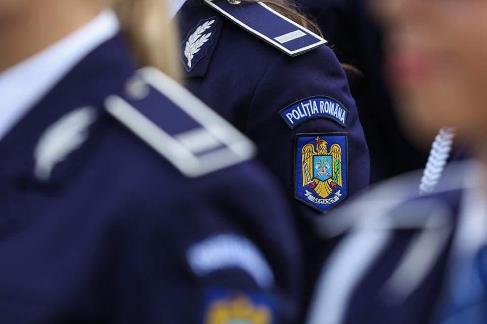 Poliția romana, data afara din Schengen